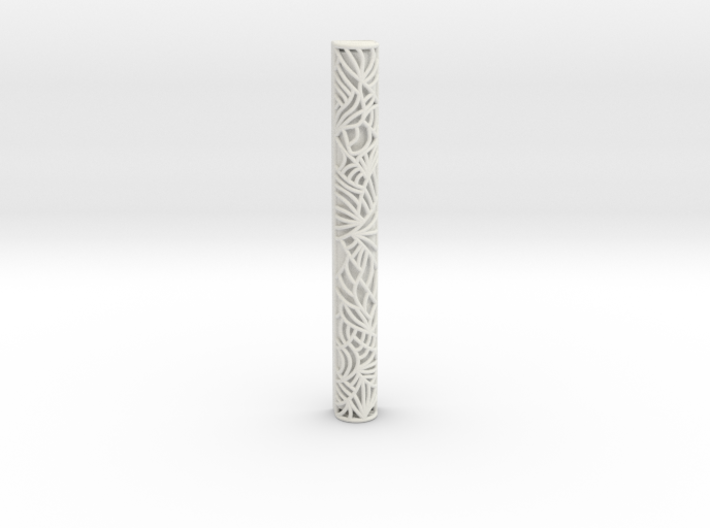 """The roots"" Mezuzah case Judaica 3d printed"