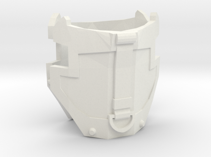 1/6 scale hip armor with strap 1 pair 3d printed