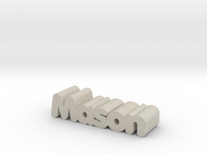 Mason 3d printed