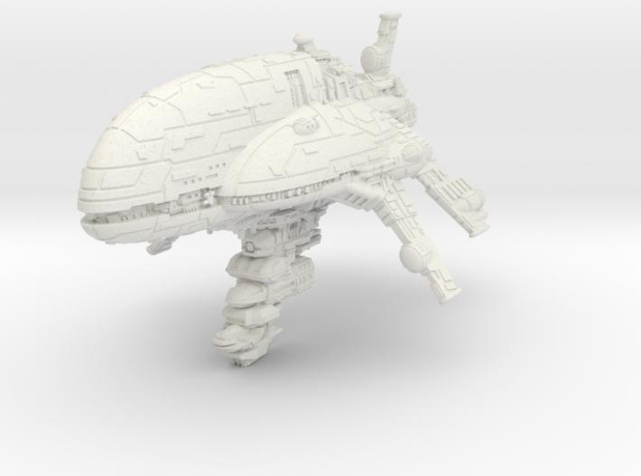 (Armada) Assault Frigate Mk2 v2 3d printed