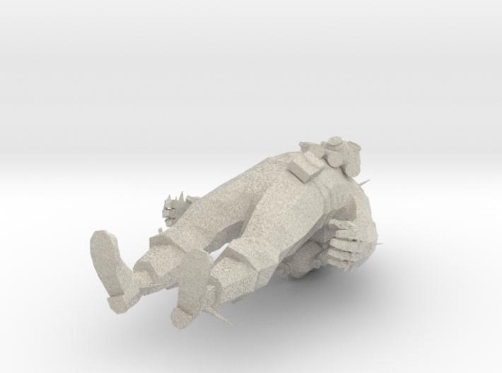 Pyro 3d printed