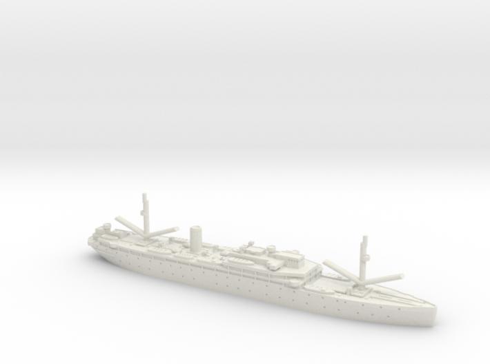 USS Dobbin 1/1250 3d printed