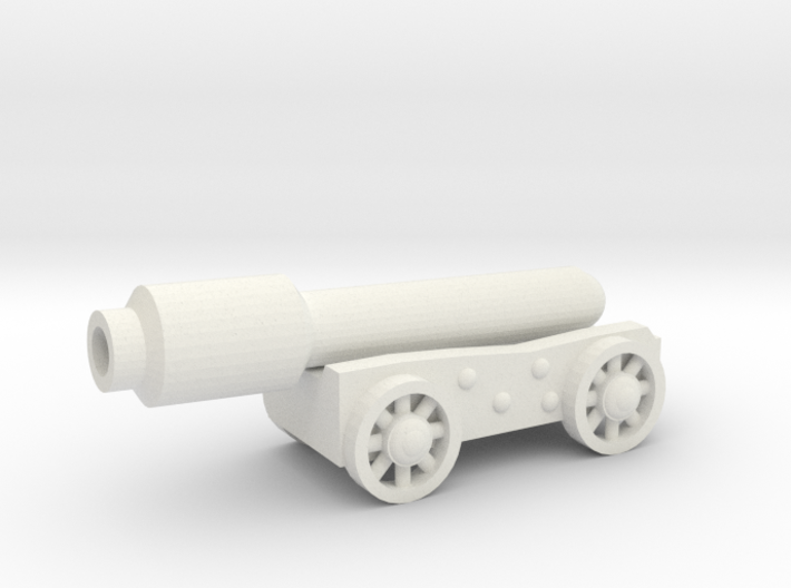 Cannon v2 3d printed