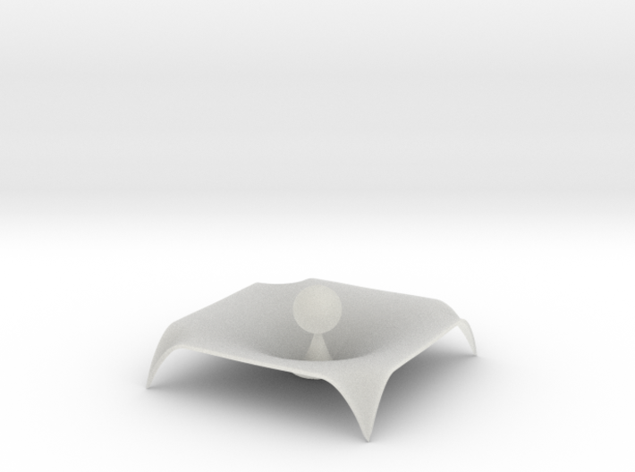 Gravity Single Body 3d printed