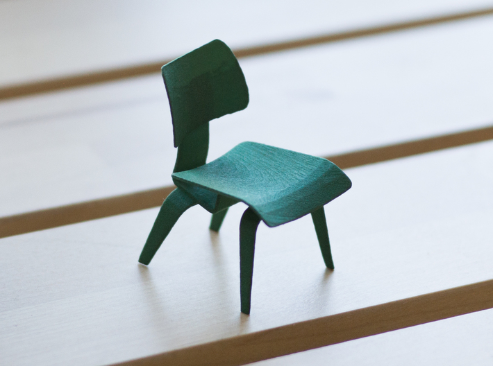 Eames Dining Chair 3d printed