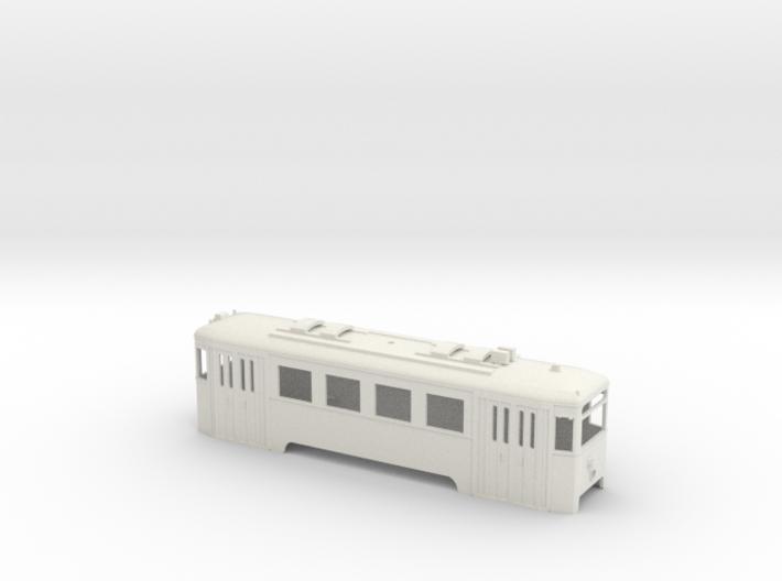 NH Wiener Stadtbahn Arbeitstriebwagen 3d printed