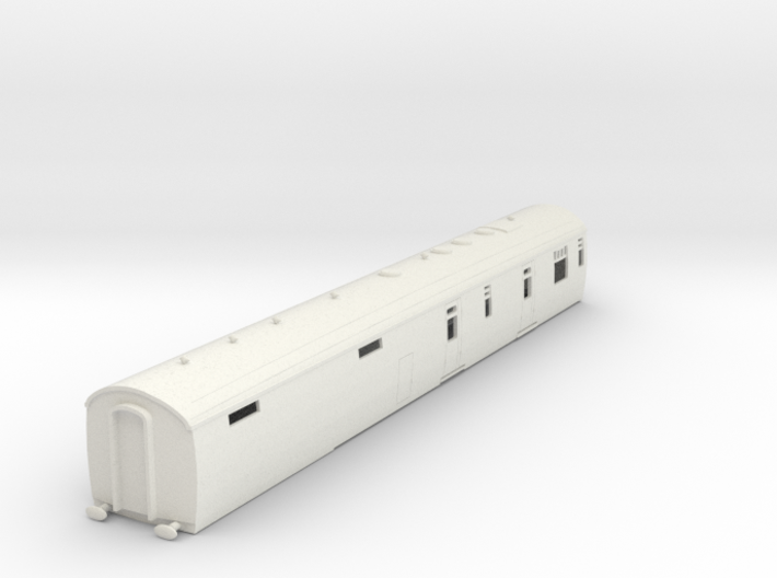 o-76-sr-bulleid-d2663-tavern-car-orig 3d printed