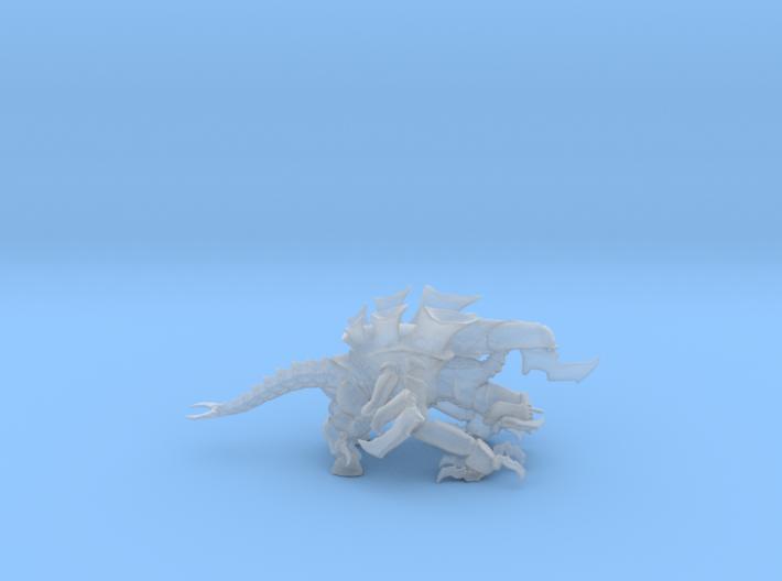 Exodon 01 Zu Meter 3d printed