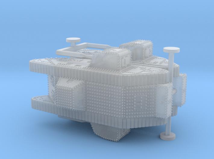 A7VU 160 3d printed