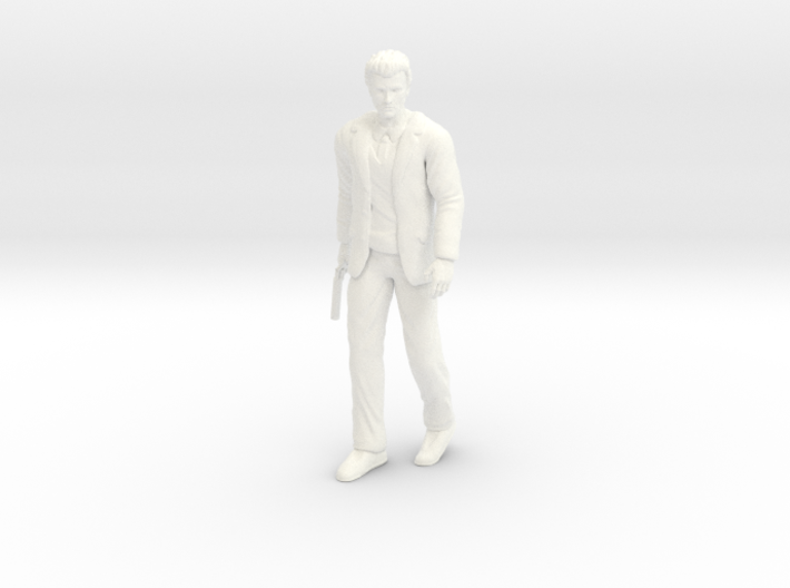 Clint Eastwood - Dirty Harry - Walking - 1.24 3d printed