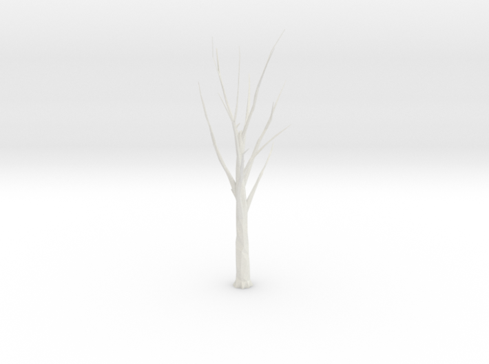 Tree Faceted - Trimmed Ends 3d printed