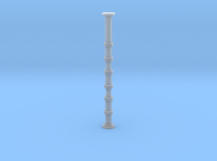Star Trek TMP Hollow Vertical Warp Core!!! 3d printed
