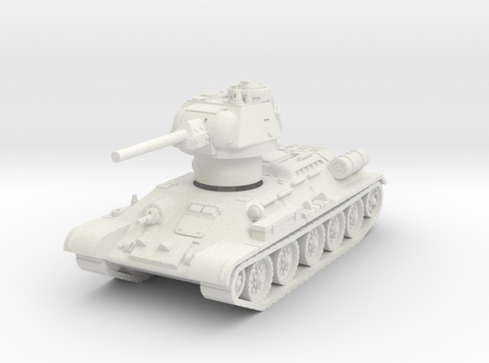 T-34-76 1944 fact. 183 early 1/72 3d printed