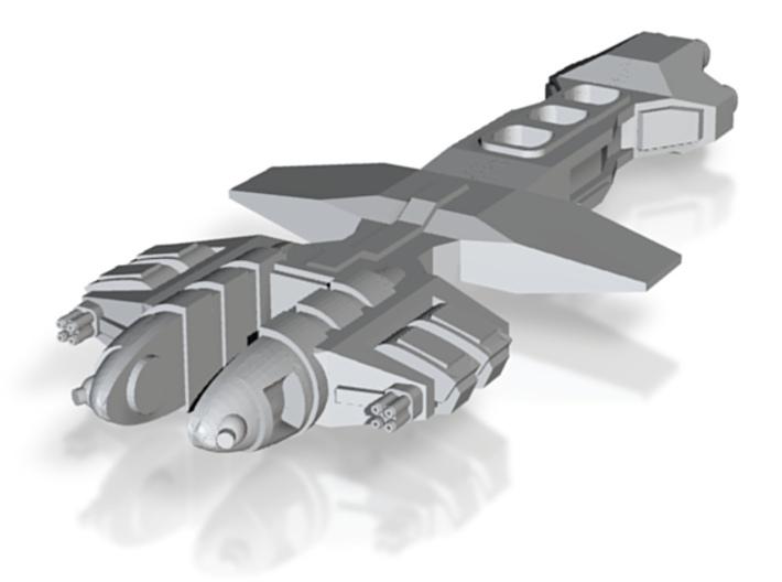 Ardrar Light Cruiser (Test 1) 3d printed