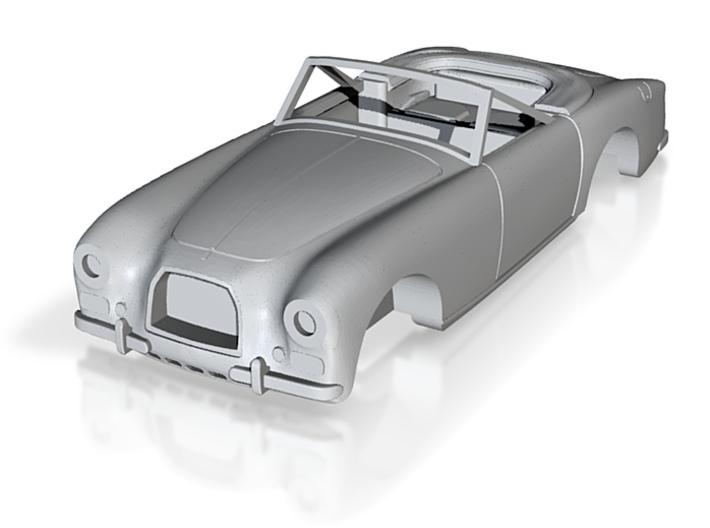 Aston-Martin DB2/4 Drophead Graber 3d printed
