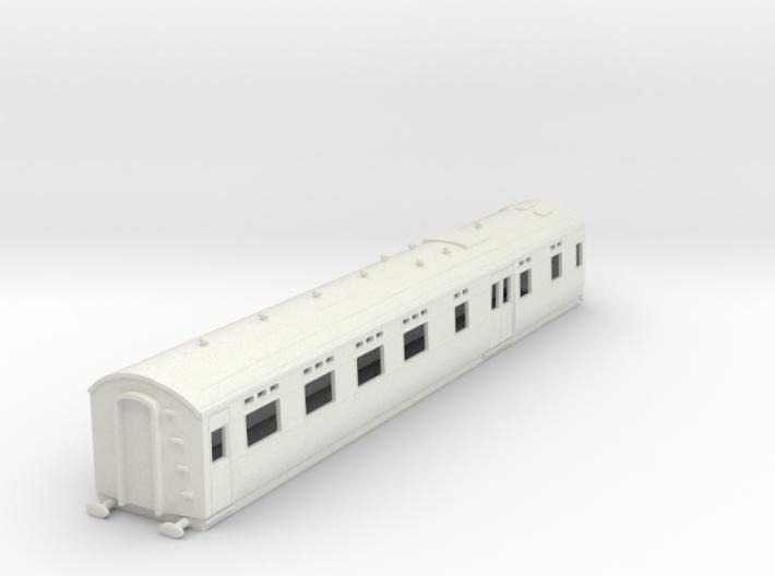 o-87-sr-maunsell-d2650-restaurant-coach 3d printed