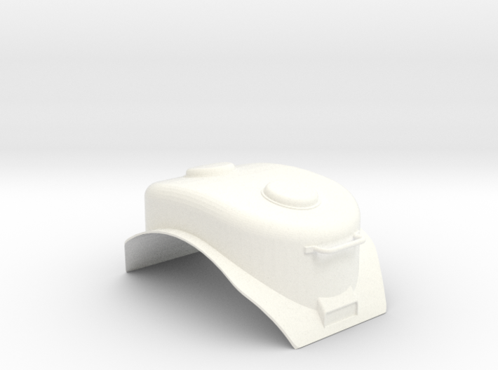 "3/4"" Scale USRA Heavy Mikado Sand Dome 3d printed"