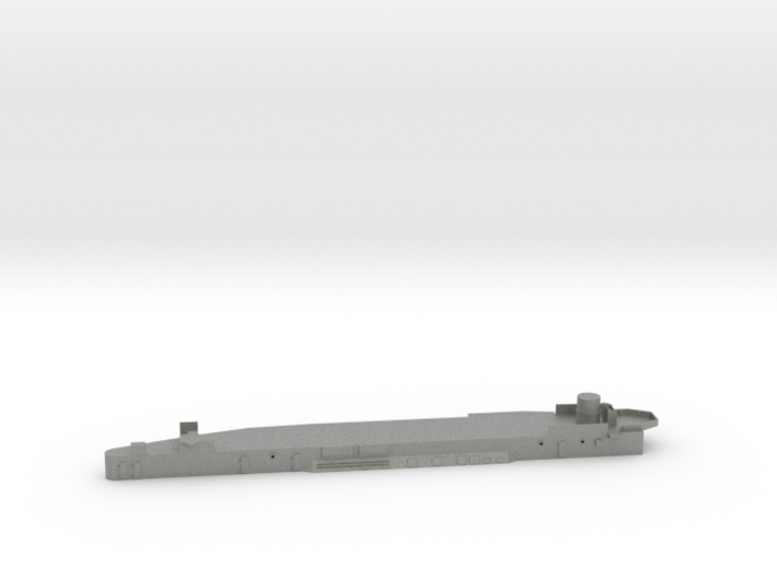 1/200 IJN Shinano Deck 1 3d printed