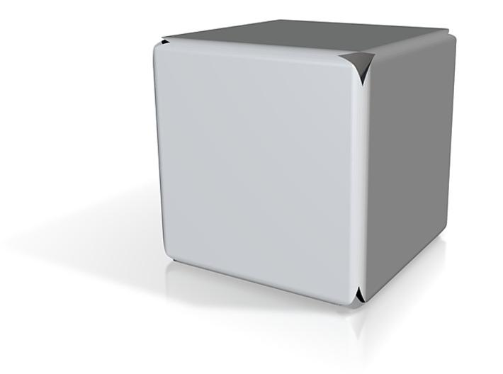 Crystal D6 3d printed