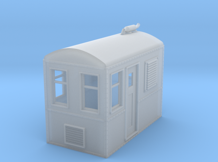 On18 Boxcab 3d printed