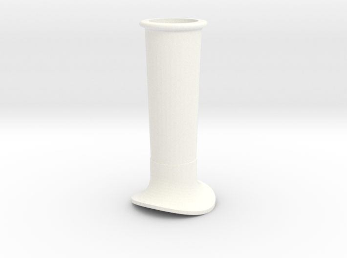 "3/4"" Scale Juliet B-4 Smoke Stack 3d printed"