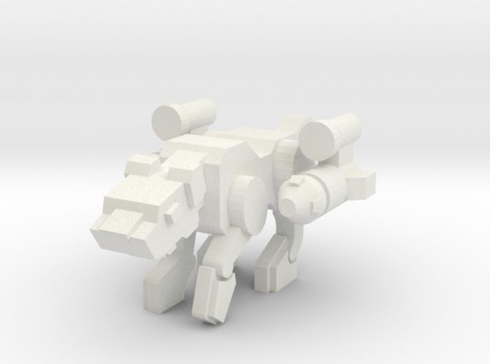 Jagwarrior 3d printed