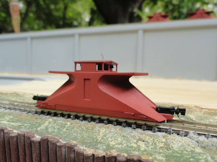 Double-plow-04-18-14b 3d printed