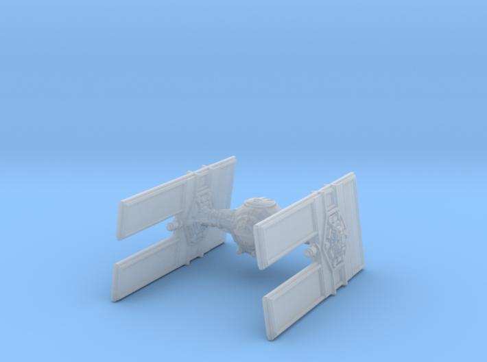 TIE/D 1-270 3d printed