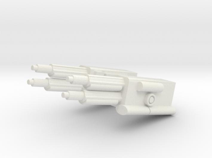 Laser 3d printed