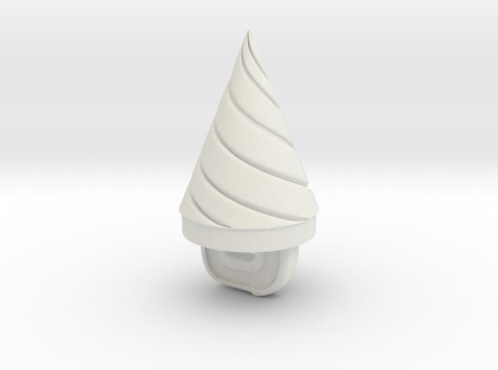 Gurren Lagann Drill pendant 3d printed
