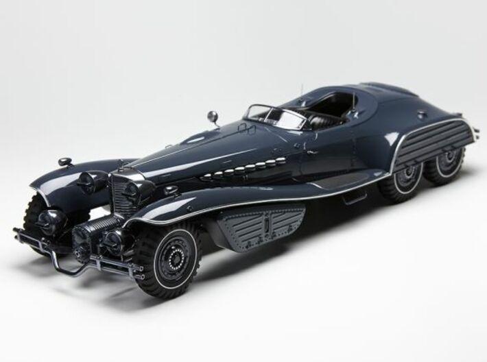 1/24 Hydra Schmidt Roadster Main Body 3d printed