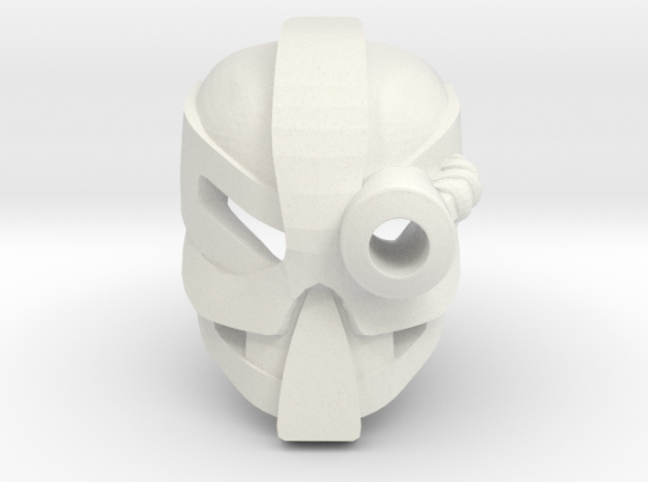 Great Rupaku, Mask of Tremors 3d printed