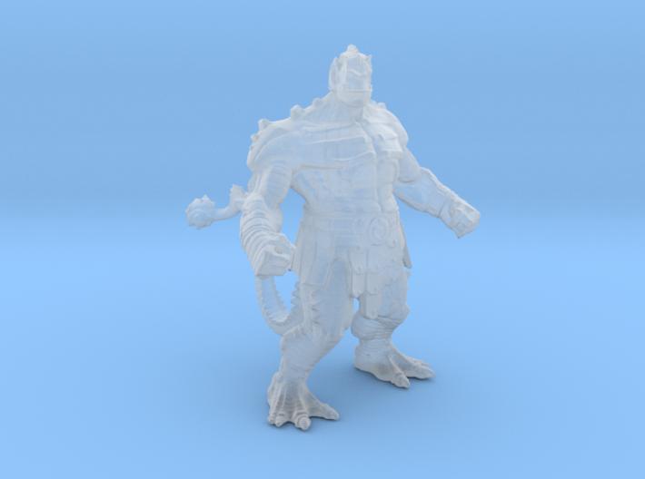 Whiplash 3d printed
