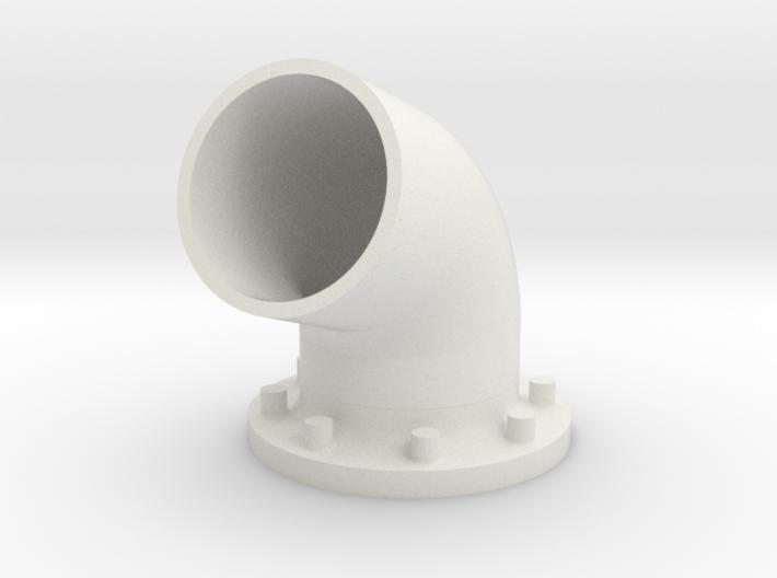 My Bullhorns v1 (Single) 3d printed