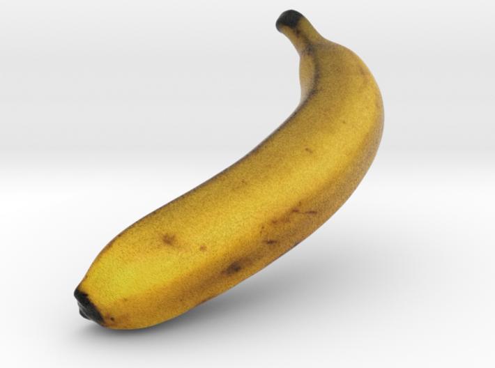 The Banana 3d printed