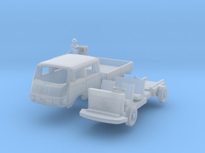 SET Getränketransport (N 1:160) 3d printed