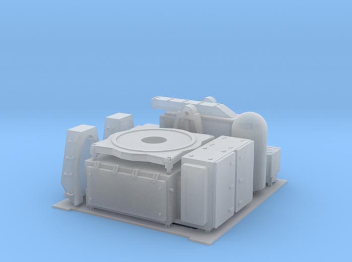 SeaRAM Kit x 1 - 1/128 3d printed