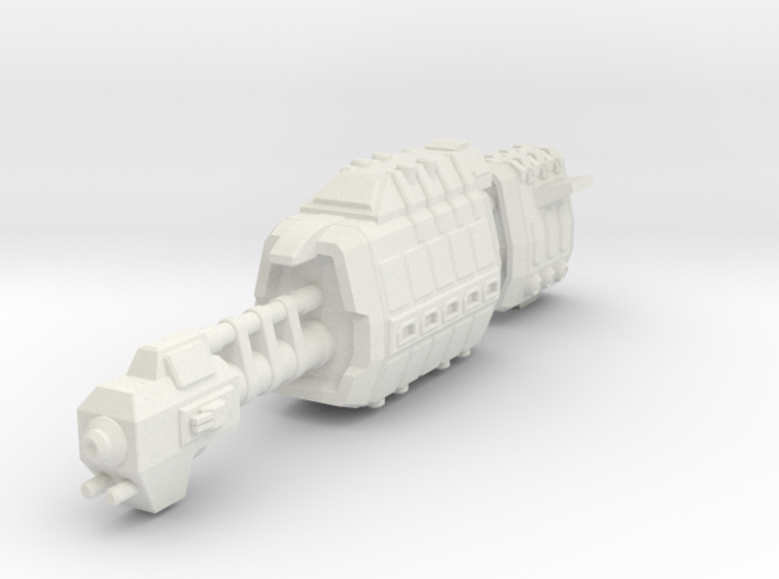 USASF Auxiliary Carrier 3d printed