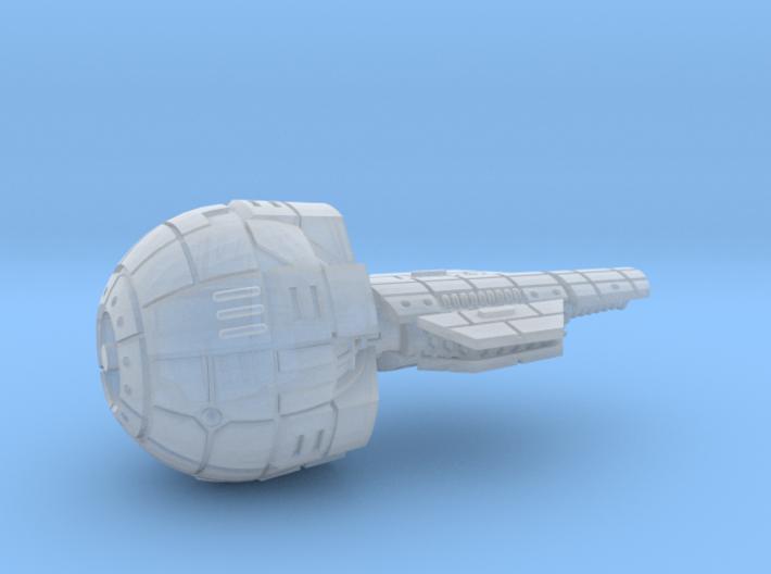 Terran (TFN) Cruiser (alt) 3d printed