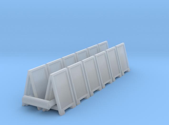 12 Kundenstopper (TT 1:120) 3d printed