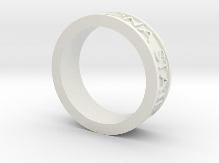 Basic Ring Size 7.5 ASU 2010 3d printed