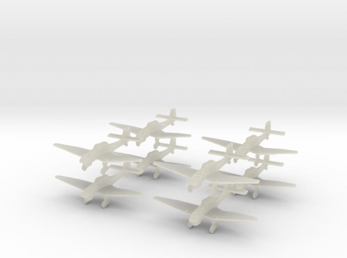Ju87b-350-x8 3d printed