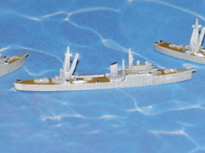 IJN Training Cruisers Katori-Class 1/1800 3d printed 1/2400 Models