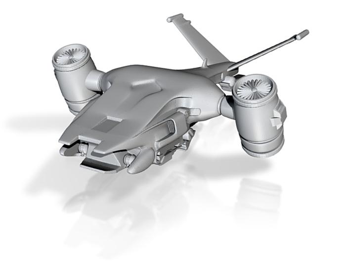 Aerial HK - Engines tilted 3d printed