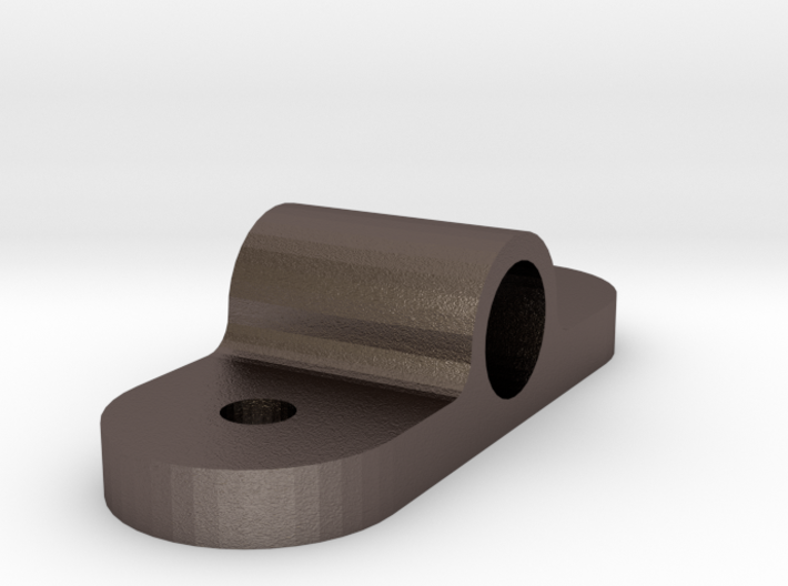"3/4"" Scale Juliet Steam Pipe Joint 3d printed"