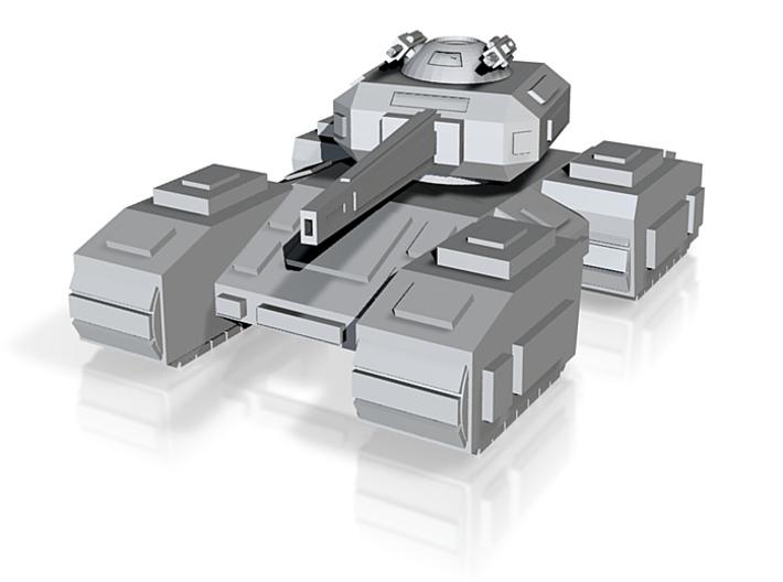 CCN 'Sabre' Medium Tank 3d printed