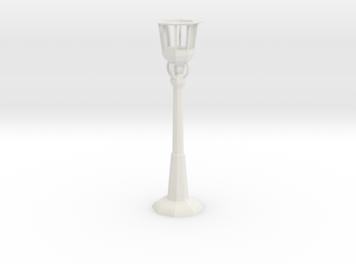old_streetlamp_body 3d printed