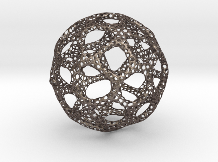Voronoi Sphere 100mm 3d printed