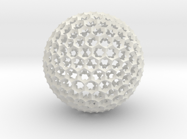 Bee Sphouse 3d printed