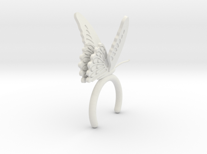 Butterfly Light Shade #4 3d printed
